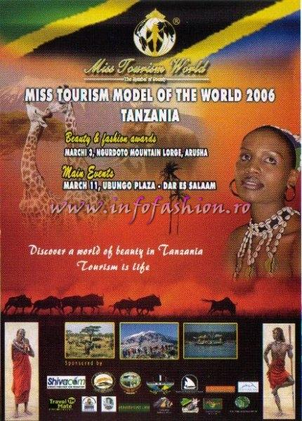 Miss Tourism Model of the World in Tanzania-Spectacular Final