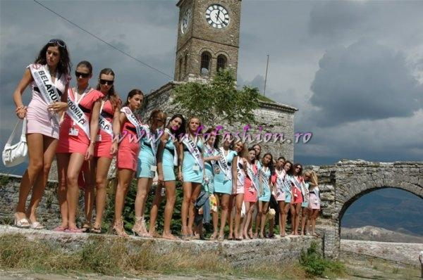 The 31,32,33 annual pageant of Miss Globe International World Final in Albania