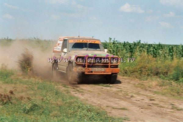 TRANSCARPATIC RALLY ROMANIA 2006
