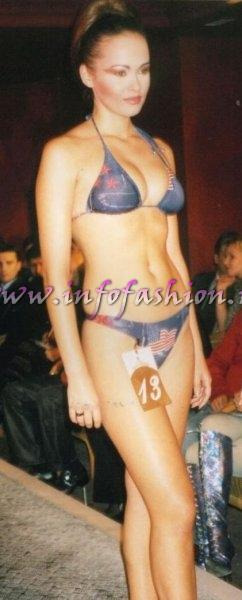 Paula_Costina Curca la Model of the Universe Romania 2002 Platinum Ag. InfoFashion P_175CM