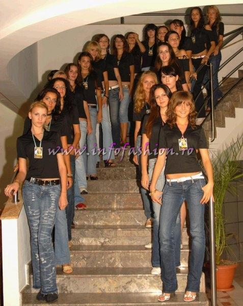 2006-Hotel Alexandros Busteni, gazda pentru Finala Miss Tourism World National Final in Romania (Festival Valea Prahovei 27 AUG-03 SEP).