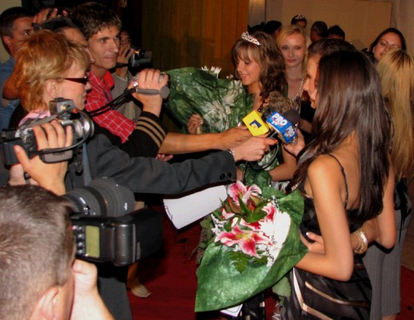 Festival Valea Prahovei 2006 Miss Beauty and Fashion Interviuri