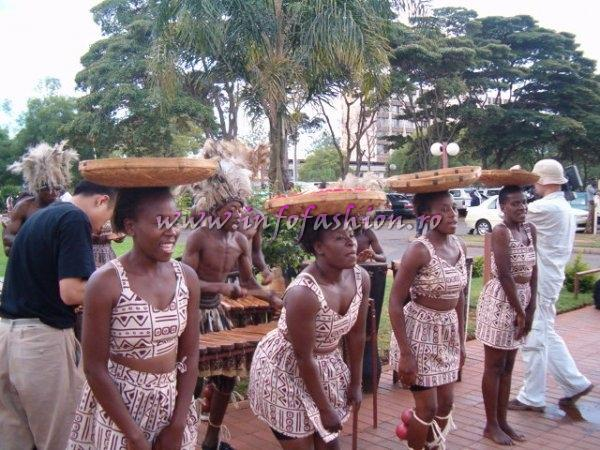 2005 Tourist Attractions and Traditional Artists at Miss Tourism World Zimbabwe