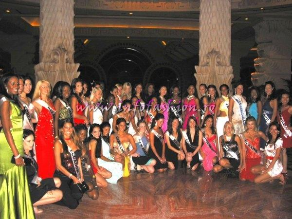 Bahamas_2006 Elegance and VIP Miss Intercontinental at the most exclusivist Hotel, Atlantis, Nassau