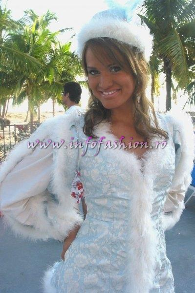 Poland_2006 Renata Nowak at Miss Intercontinental in Bahamas