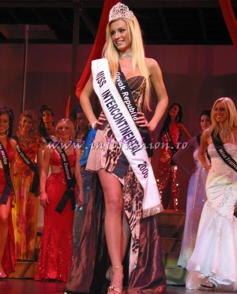 Slovakia_2006 Katarina Manova, Winner of Miss Intercontinental in Bahamas