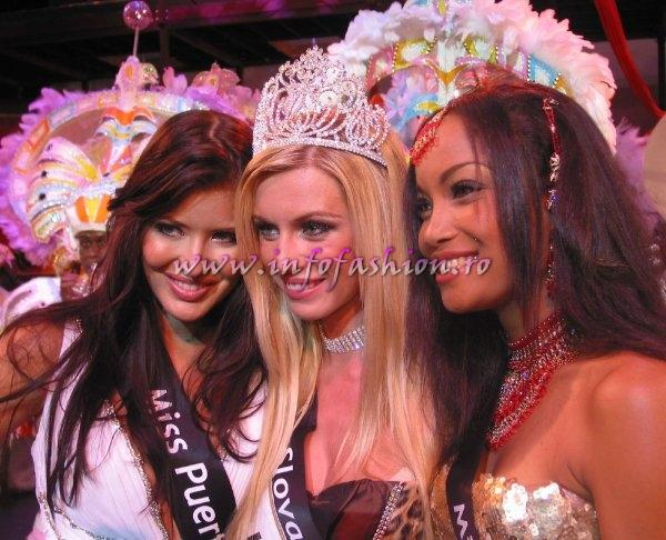 Bahamas_2006 Winners, Prizes, Jurry MISS Intercontinental Final-15 OCT. Rainforest Theatre of the Wyndham Crystal Palace