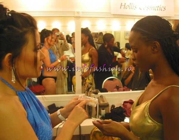 Bahamas_2006 Preparations before the Final Show Miss Intercontinental Nassau