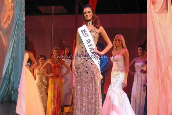 Bahamas_2006 Best in Evening Gown / Rochii de seara at Miss Intercontinental at Rainforest Theatre Crystal Palace Casino