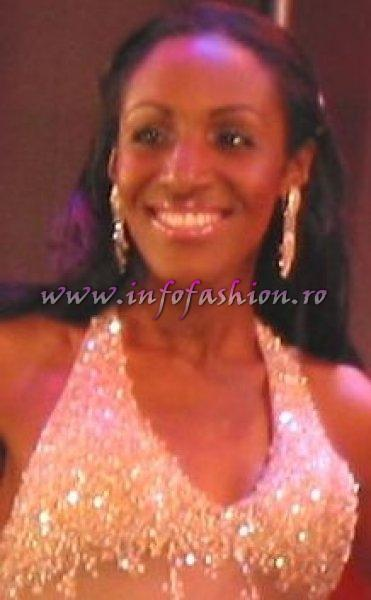 Ethiopia_2006 Mehrete Girmay in Bahamas at Miss Intercontinental in Bahamas