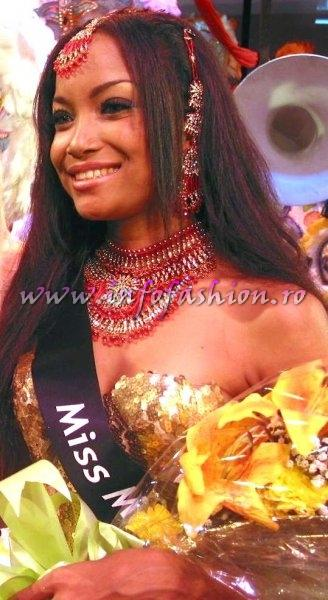 Martinique_2006 Sarasvati Luthbert at Miss Intercontinental in Bahamas (WBO)