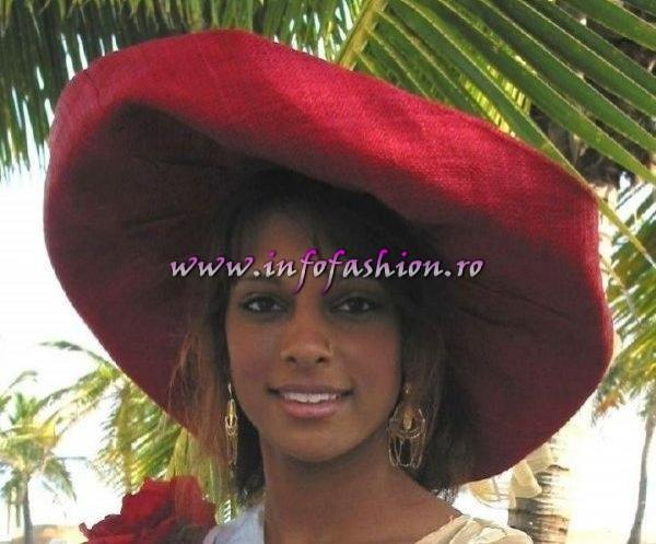 Mauritius_2006 Melody Selvon at Miss Intercontinental in Bahamas