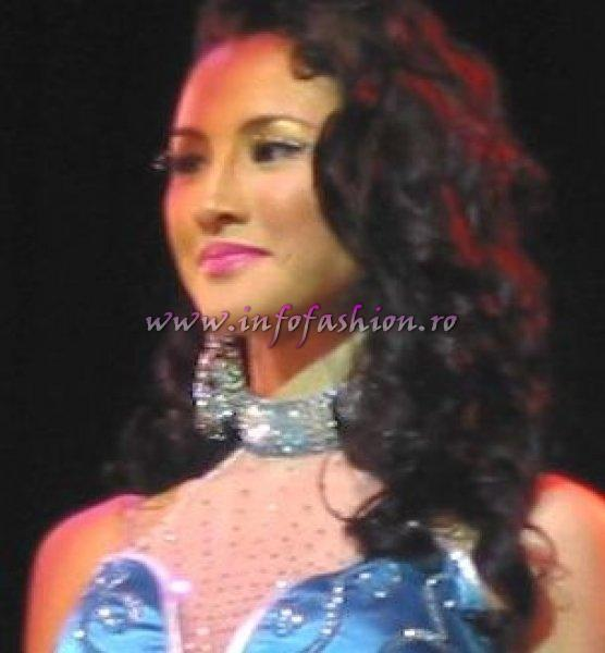 Mongolia_2006 Undarmaa Tumenjargal at Miss Intercontinental in Bahamas
