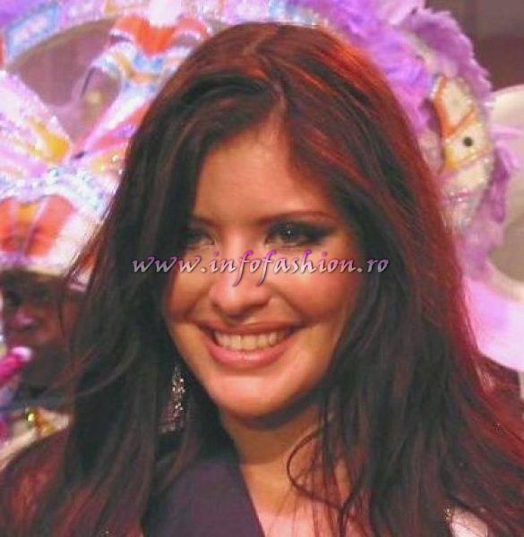 Puerto_Rico_2006 Vanessa Claudio at Miss Intercontinental in Bahamas