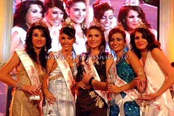 2006-Florina Manea (Romania), winner of Miss Tourism International in China (Anhui-Great International Hotel) 11th edition (25.OCT-12 NOV.)