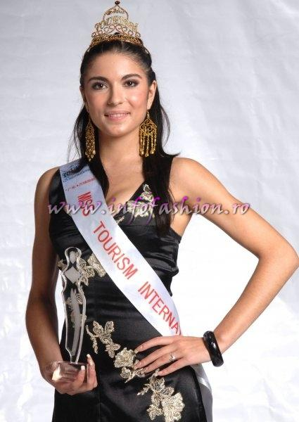 Florina_Manea 2006 Romania Winner of Miss Tourism International in China 11th edition (25.OCT-12 NOV.2006)