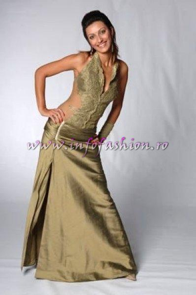 GREECE - NINA PASENIDI at Miss Tourism International 2006 in China, Heyuan, province Guangdong- 11th edition