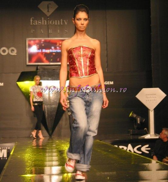 Colectia Movide Style by Vitalie Dario la Bucharest Fashion Week 2006