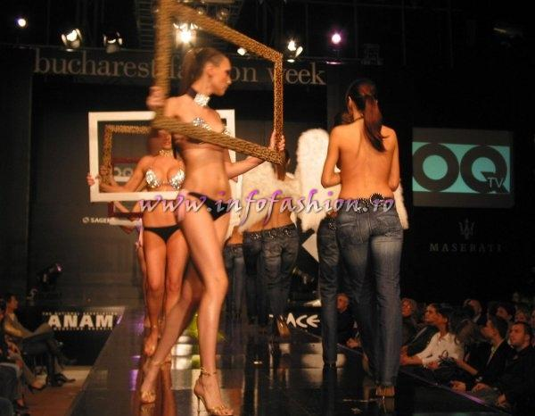 B_&_ Designeri BeltArt Colection, OQ TV Bucharest Fashion Week (Powered Infofashion Platinum Agency)