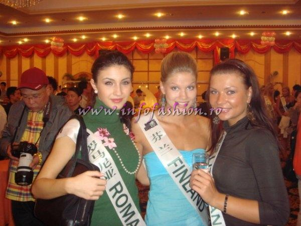 Romania Ramona Jalba at The 33rd Miss Bikini International 2006