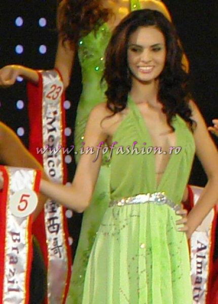 Brazil_2006 at Miss Bikini World 2006 in Taiwan