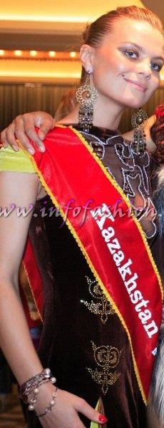 Kazakhstan_2006 Yekaterina Kissel at Miss Bikini World in Taiwan (MTWO)