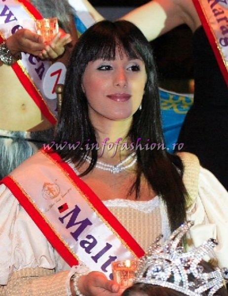 Malta-Sharon Richard at Miss Bikini World 2006 in Taiwan
