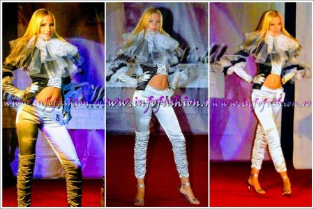Camelia_Tudorache (CT) la Miss Tourism World Romania 2005 Festival Valea Prahovei InfoFashion