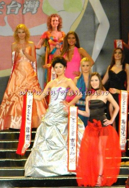 Siberia-Anna Vysotskaya at Miss Bikini World 2006 in Taiwan