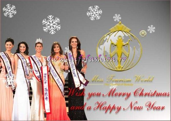 Happy New Year 2007 from Miss Tourism World Organisation England Anita Horvath from the Hungary was crowned as Miss Bikini World 2006