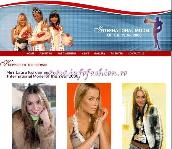 2007-International Model of the Year (IMOTY)