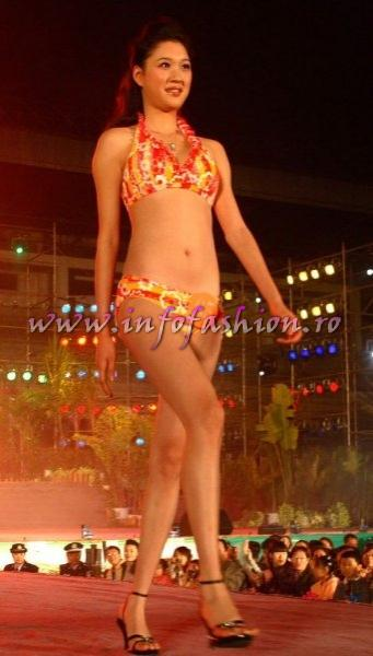 Swimsuit Collection China Show & National Final of TMW- WBO 2007
