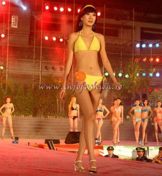 C_&_ Designeri Costume baie, Bikini, Swimsuit Collection China Show & National Final of TMW- WBO 2007
