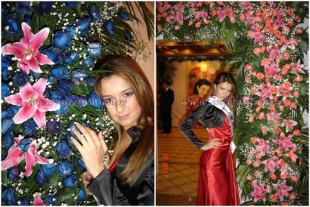 Top_Model Of The World 2007 Romania, Liana Sabina Donea in China with WBO