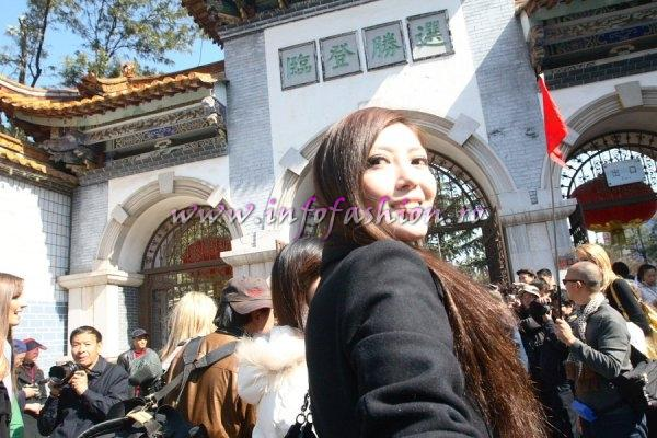 WBO-2007 Downtown Kunming & Dianchi Garden Hotel at Top Model Of The World China