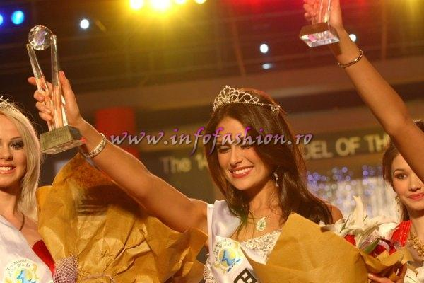 WBO-2007 WINNER Brazil Natalia Guimaraes at Top Model Of The World 2007 China, Kunming, Yunnan