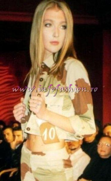 2002 Diana Olar loc 2 Model of the Universe Romania /Infofashion D_177CM