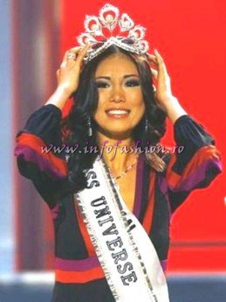 Japan-Miss Riyo Mori, Winner of the Miss Universe 2007