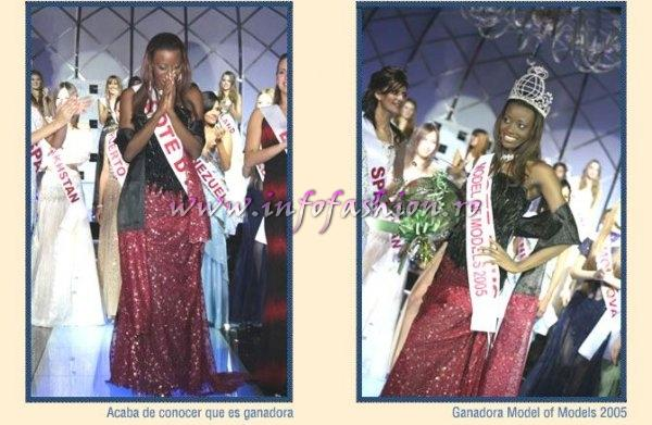 Winner Model of Models 2005, Costa de Marfil (Cote d`Ivoire)