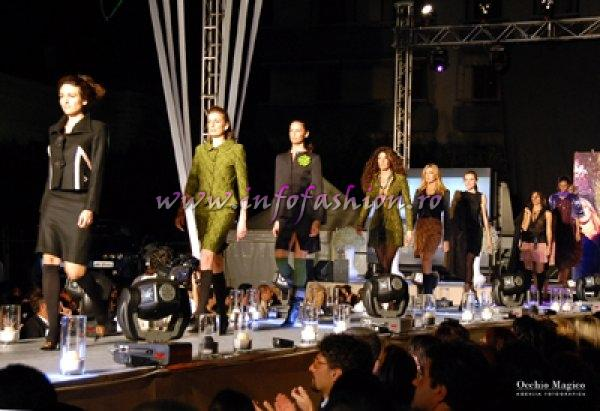 R_&_ Designeri World Fashion Farhad Re la Moda si muzica italiana in Sibiu, `Moda e musica sotto le stelle` 30 iunie