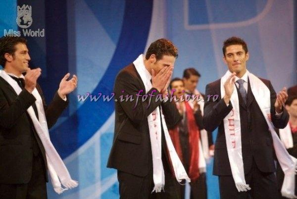 Following a highly successful and exciting 2007 competition, Mister World winner is Mr. Spain`s Juan Garcia. China 2007 saw a record number of countries compete to find the world`s most desirable man and 2010 in South Korea will be no exception.