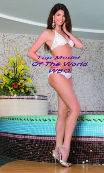 Netherlands_2010 Franca Nieuwenhuys at Top Model Of The World WBO in Germany