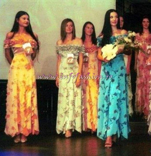Alina Gavriloiu (CS) la Model of the World Romania Bucuresti 2002 (Why Not)