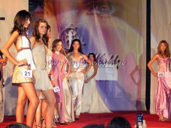 2005 Amelia Siriteanu (IS) la Miss Tourism World Romania Festival Valea Prahovei InfoFashion