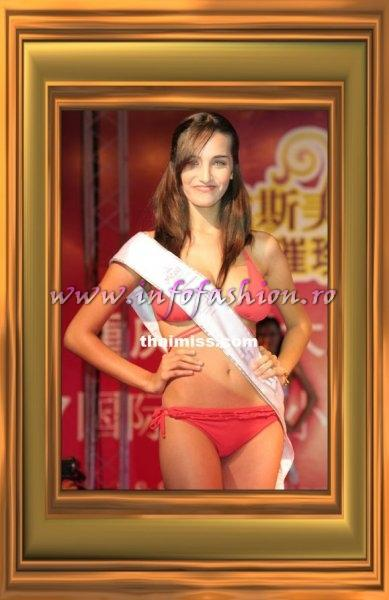 2007-Miss Tourism Queen International Swimsuit Parade at Chongqing