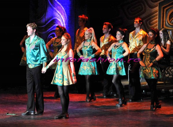 RHYTHM OF THE DANCE la Bucuresti. Foto Lucian Tudose