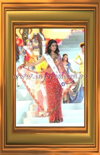 India_2007 Mahima Chaudhary, Miss PERSONALITY at Miss Tourism Queen International 2007