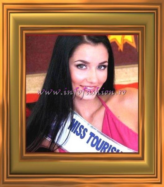 Russia_2007 Olga Zarubina is the Winner of Miss Tourism Queen International