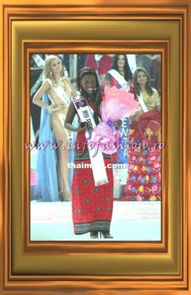 Somalia_2007 Anisa Abdilahi, Miss CONGENIALITY Friendship at Miss Tourism Queen International