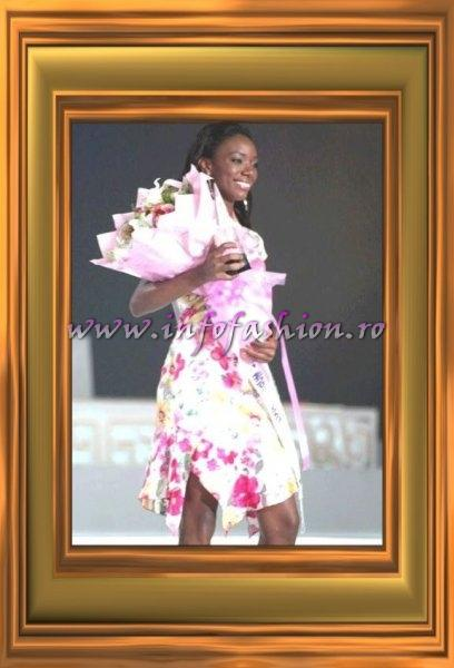 Trinidad_Tobago_2007 Dominique Nicole La Veau, 4th runner-up & Miss Dancing Queen of the World at Miss Tourism Queen International